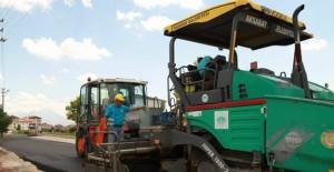 Aksaray Belediyesi altyapı çalışmalarına hızla devam ediyor!