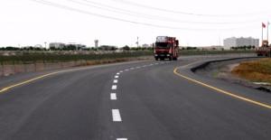 Aksaray OSB-Üniversite yolu trafiğe açıldı!
