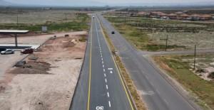 Aksaray'da 6 kilometrelik OSB yolu trafiğe açıldı!