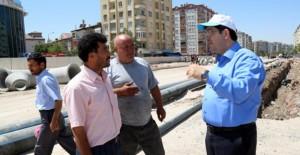 Aksaray Piri Mehmet Paşa projesi ile trafik rahatlayacak!