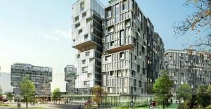 Akzirve Ambarlar projesi / İstanbul Avrupa / Zeytinburnu