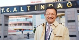 'Altındağ kentsel dönüşümle Ankara'nın modern yüzü haline geldi'!