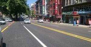 Ankara Çankırı Caddesi'nin alt ve üst yapısı baştan sona yenilendi!