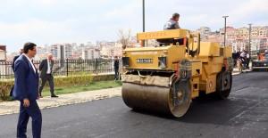 Ankara Keçiören'de altyapı çalışmaları devam ediyor!