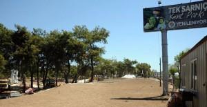 Antalya Kepez Tek Sarnıç parkı yeni cazibe merkezi olacak!