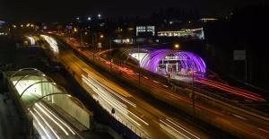 """Avrasya Tüneli """"Yılın Yapı Ödülü""""nü aldı!"""