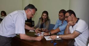 Aydın Nazilli Nazkent 6. etap konutlarının kura çekilişi yapıldı!