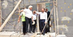 Başkan Dr. Nevzat Doğan, Deprem Müzesi'nde incelemelerde bulundu!