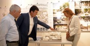 Çekirge Meydanı'na yepyeni bir görünüm kazandıracak projeler tanıtıldı!