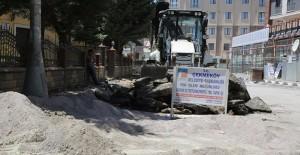 Çekmeköy Demokrasi ve Çağdaş Caddeleri yenileniyor!