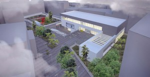 İzmir Yeşilyurt Kültür Merkezi projesi kendi enerjisini kendi üretecek!