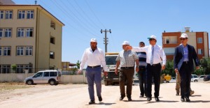 Gaziantep Şehitkamil Gazikent ve Belkız'da altyapı çalışmaları devam ediyor!