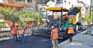 Maltepe Belediyesi'nden asfalt seferberliği!