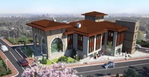 Mamak'a yeni geçlik merkezi yapılıyor!