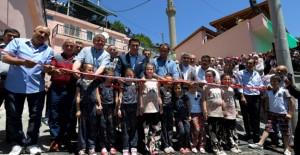 Osmangazi Güneybayır Mahallesi'nde yatırımların açılışı yapıldı!