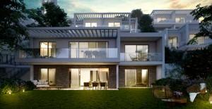Pera Gümüşlük Evleri Bodrum'da yükseliyor!