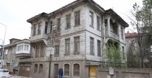 Sakarya Tarihi Alicanlar Konağı yenileniyor!