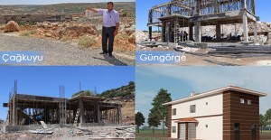 Şehitkamil Belediyesi 3 mahallede sosyal tesis çalışmalarına başladı!