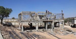 Şehitkamil Belediyesi Acaroba ve Serintepe'de sosyal tesislerin temelini attı!