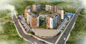Sur Yapı'dan Sultanbeyli'ye yeni proje; Gölbahçe Evleri