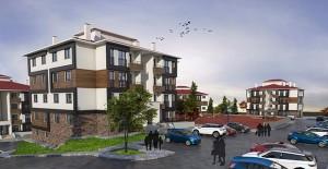 TOKİ Afyon Dazkırı Esentepe'ye 142 konut inşa edecek!