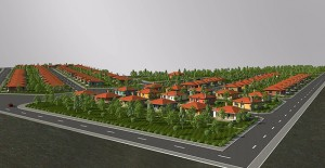 TOKİ Afyon Sinanpaşa'ya 100 adet tarımköy konutu yapacak!