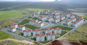 TOKİ Gaziantep Islahiye'ye 596 adet konut inşa edecek!