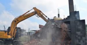 Yıldırım'da kaçak yapılar yıkılıyor!