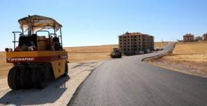 Aksaray Belediyesi 5 mahallede yol çalışması yapıyor!
