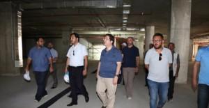Aksaray Belediyesi otopark sorununu çözüyor!