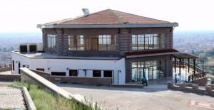 Aksaray Seyir Terası sosyal tesisleri yakında açılıyor!