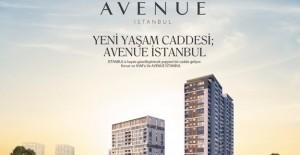 Avenue İstanbul projesinde satışlar başladı!