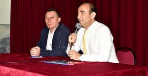 Başkan Edebali, 152 Evler ve Beyazıt mahallelerindeki kentsel dönüşümü anlattı!