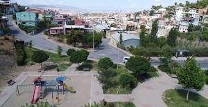 Bornova Belediyesi Yeşilçam'da alt ve üst yapı çalışmalarına başladı!