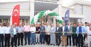 Bursa Mudanya Altıntaş Hizmet Binası açıldı!