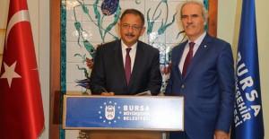Bursa'nın kentsel dönüşümüne Özhaseki'den destek!