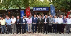 Bursa Orhangazi'de Nadır Sosyal Tesisleri hizmete açıldı!