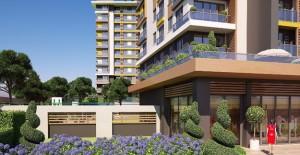 City Hill Sancaktepe projesi Satış Ofisi!