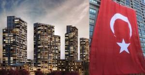 İncek Loft'ta Zafer Bayramı'na özel Türk Bayrağı asıldı!