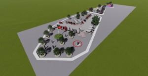 İnegöl Meydan Parkı projesi değer katacak!