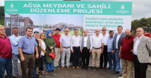 İstanbul Şile'ye 1 milyar 650 milyonluk yatırım!