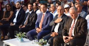 İzmir Bornova Pınarbaşı Kültür Merkezi açıldı!