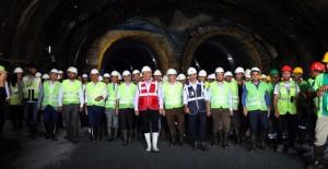 Kabataş- Mecidiyeköy-Mahmutbey metrosu 2019'da açılacak!