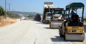 Kepez Varsak Sanayi Sitesi'ne yeni yol yapılıyor!