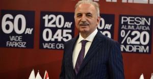 Kiptaş İstanbul'da 100 bine yakın sosyal konut üretecek!
