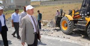 Kocasinan Belediyesi kırsal mahallelere cazibe merkezi yapıyor!