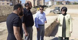 Konya Meram Aşkan Mahallesi'nde spor kompleksi inşa edilecek!