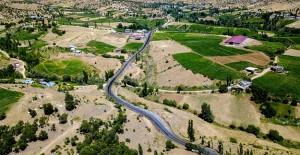 Malatya Doğanşehir'de ulaşım sorunu çözülüyor!