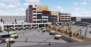 Manisa Belediyesi Kırkağaç'a dev proje yapıyor!