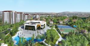 Mebuskent'in AVM kısmı Eylül sonunda açıklacak!
